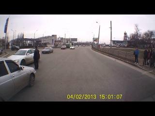 Глупый пешеход
